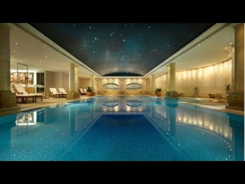 THE LANGHAM SPA MASSAGE & STARLIGHT POOL | SWEETS & BAE VLOG 16
