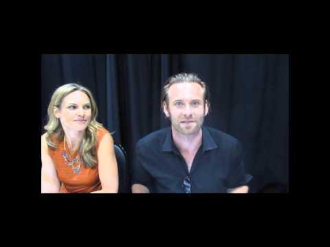 Splinter Cell: Blacklist Cast Members Kate Drummond and Eric Johnson