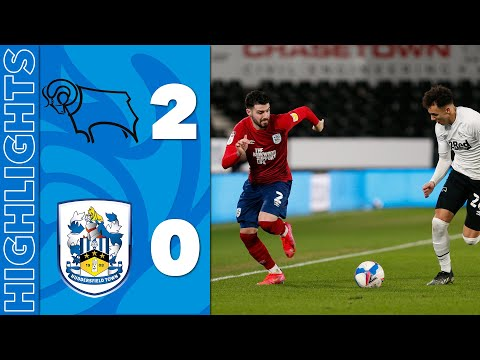Derby Huddersfield Goals And Highlights