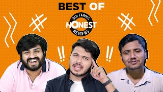The Best Of Honest Reviews | Throwback Moments With Zain Anwar, Shubham Gaur & Rajesh Yadav | MensXP