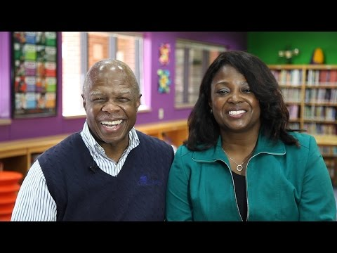 Fred Moses and Michelle Moses-Meeks Interview - MLK 2017