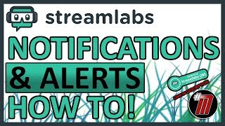 How to setup OBS Notification & Alerts to Stream in 2020 | THE EASY WAY!