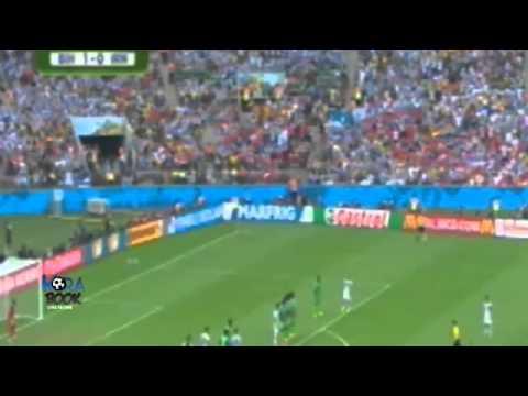 Résumé: Argentine-Nigeria (3-2) (CDM2014)