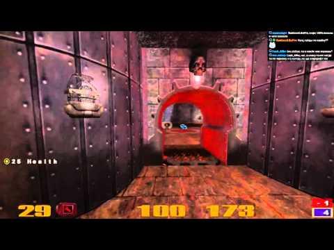 Урок по Quake 3 с ZERGTV