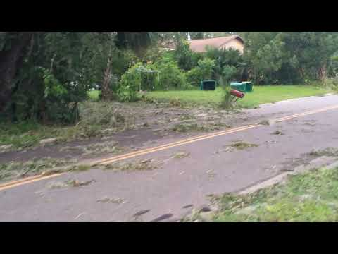 Update after Hurricane Irma from Eustis, Fl