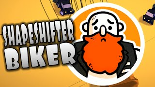 Shapeshifter Biker Gameplay (Shapeshifter Biker Game Review/Preview)