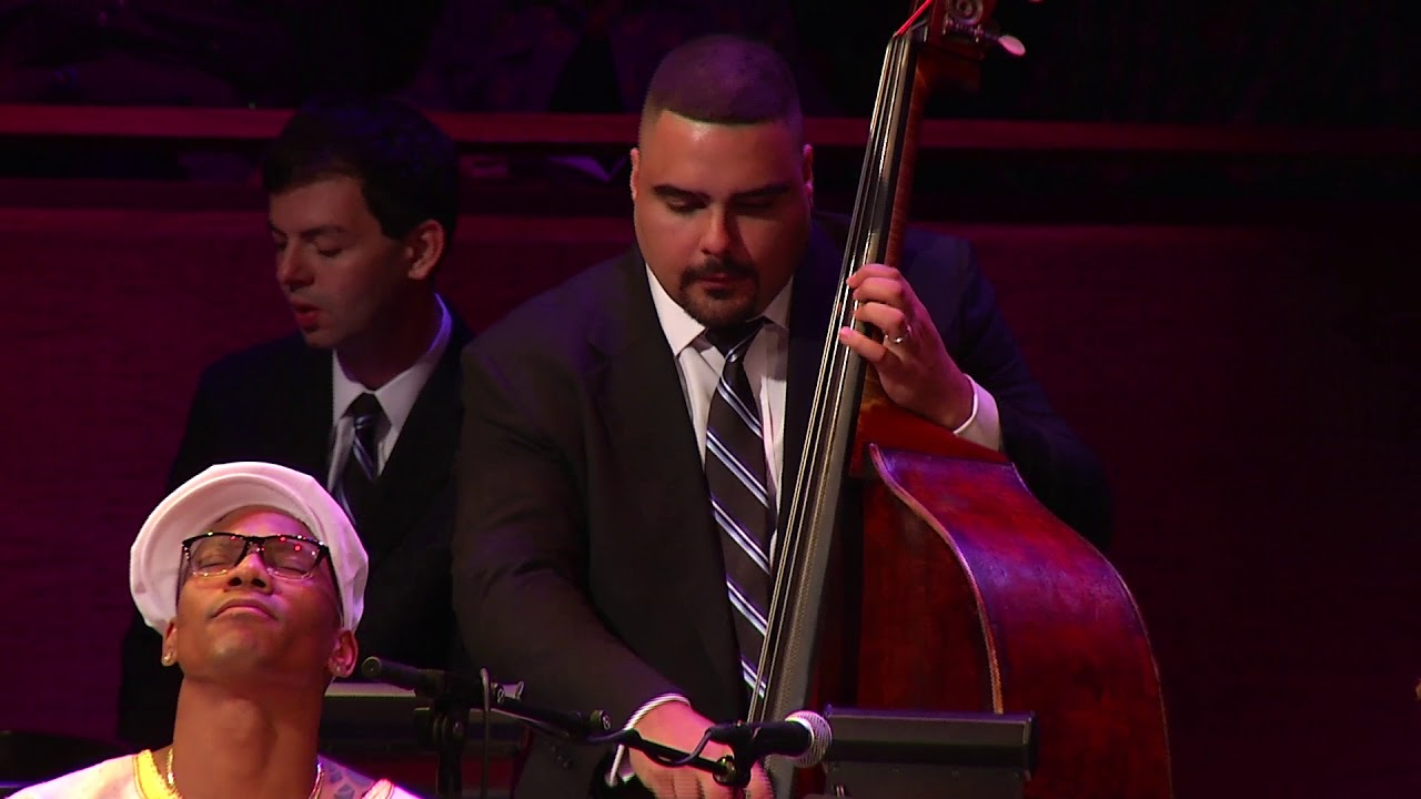OBATALA from Wynton Marsalis's OCHAS - Jazz at Lincoln Center Orchestra with Wynton Marsalis