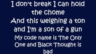 The Roots feat Cody ChesnuTT - The Seed 2.0 - Lyrics