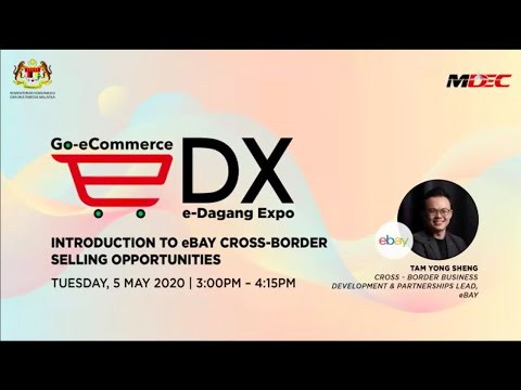 Edx Webinar Introduction To Ebay Cross Border Selling Opportunities Youtube