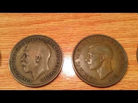 Coin of the Day (#29) - 21st August 2014 - Left and Right facing Heads