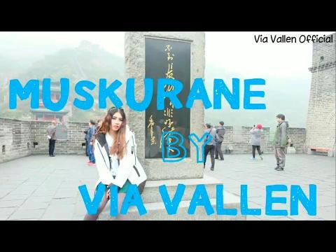 Via Vallen - Muskurane dangdut version d'viva