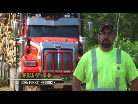St John Forest Products | Western Star Trucks