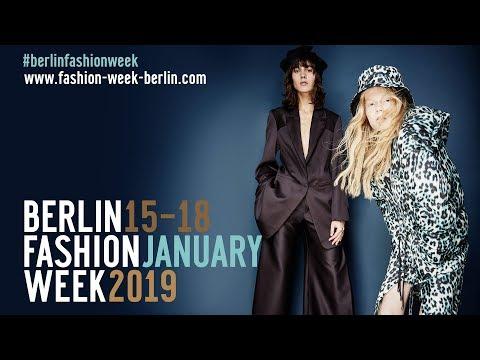Berlin Fashion Week January 2019 | Trailer