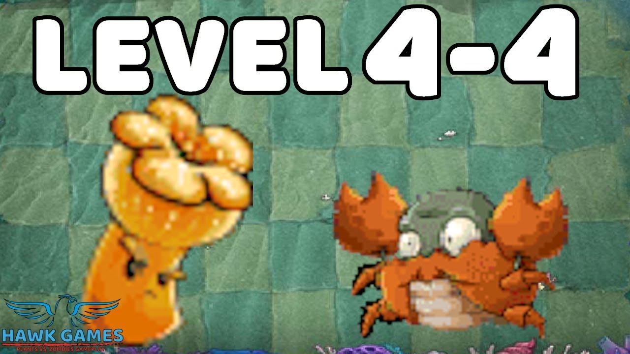 Plants vs Zombies Javascript East Sea Dragon Palace 4-4