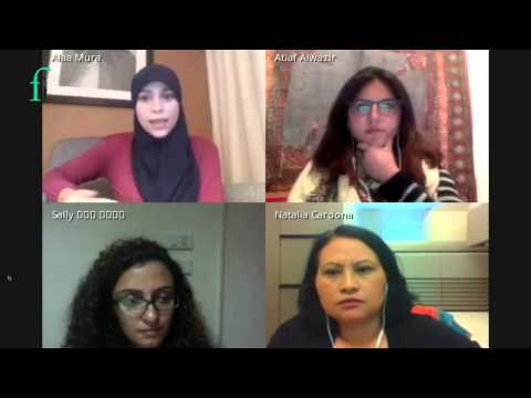 In Conversation - Arab WHRDs