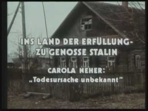 Carola Neher - Doku Film DVD Video Wiki Geschichte Russland Familie Schauspielerin Kind Mutter