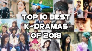 Top 10 Best Korean Dramas 2018 | kdrama |