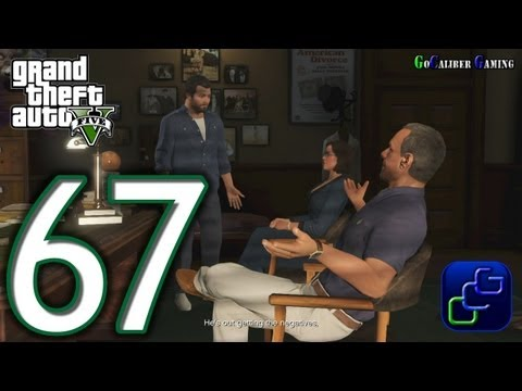 Grand Theft Auto V Walkthrough - Part 67 - Dating Dad, Legal Trouble
