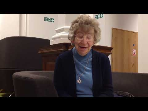 Holocaust Memorial Day 2018 - Lore Napier