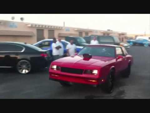 SWIFT CAR CLUB MIAMI | MONTE CARLO SS ON 24'S FORGIATO DOING DONUTS!