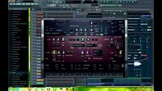 FL Studio, Обзор - DJ Decpence - On Feel Beat In Feelings (Original Mix)
