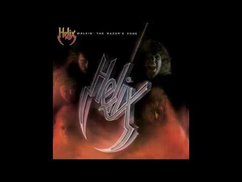 Helix - Walkin' The Razor's Edge (FULL ALBUM) [HD]