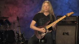 JEFF LOOMIS Wide Stretch Riff Interval   Devil Theory