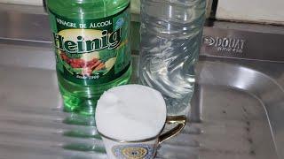 Super Limpador Com Três Ingredientes – Limpeza Geral