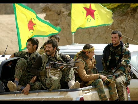 The Complex History and Relations of the Kurdish YPG, Syria,