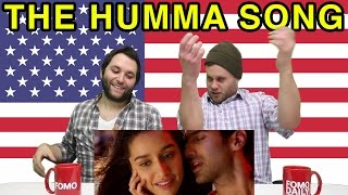 fomo daily reacts to the humma song from ok jaanu