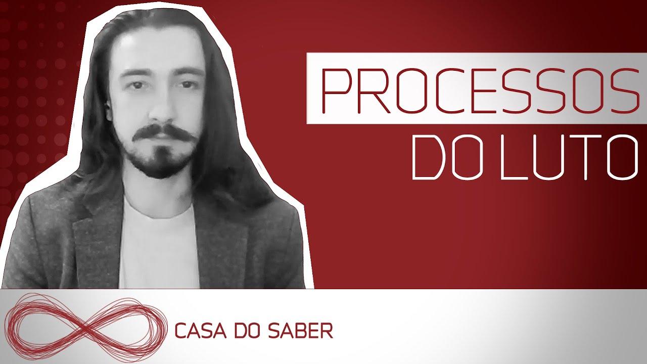 COMO LIDAMOS COM O LUTO? | Akira Guimarães
