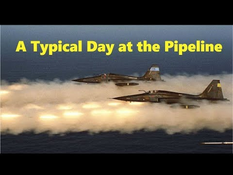 Ralfi's Alley - A normal day at the Pipeline