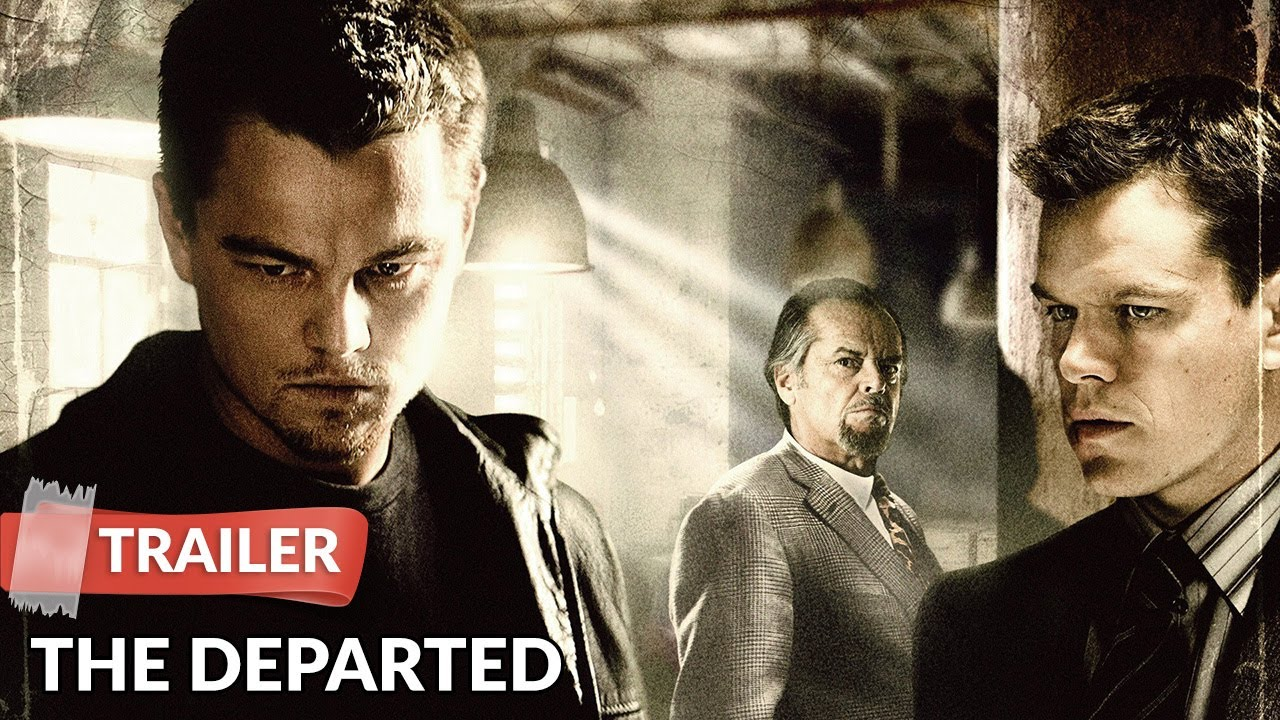 The Departed 2006 Trailer HD | Leonardo DiCaprio