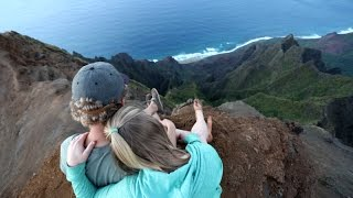 THE MOST AMAZING PLACE TO CAMP IN KAUAI!!