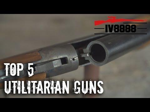 Top 5 Utilitarian Guns