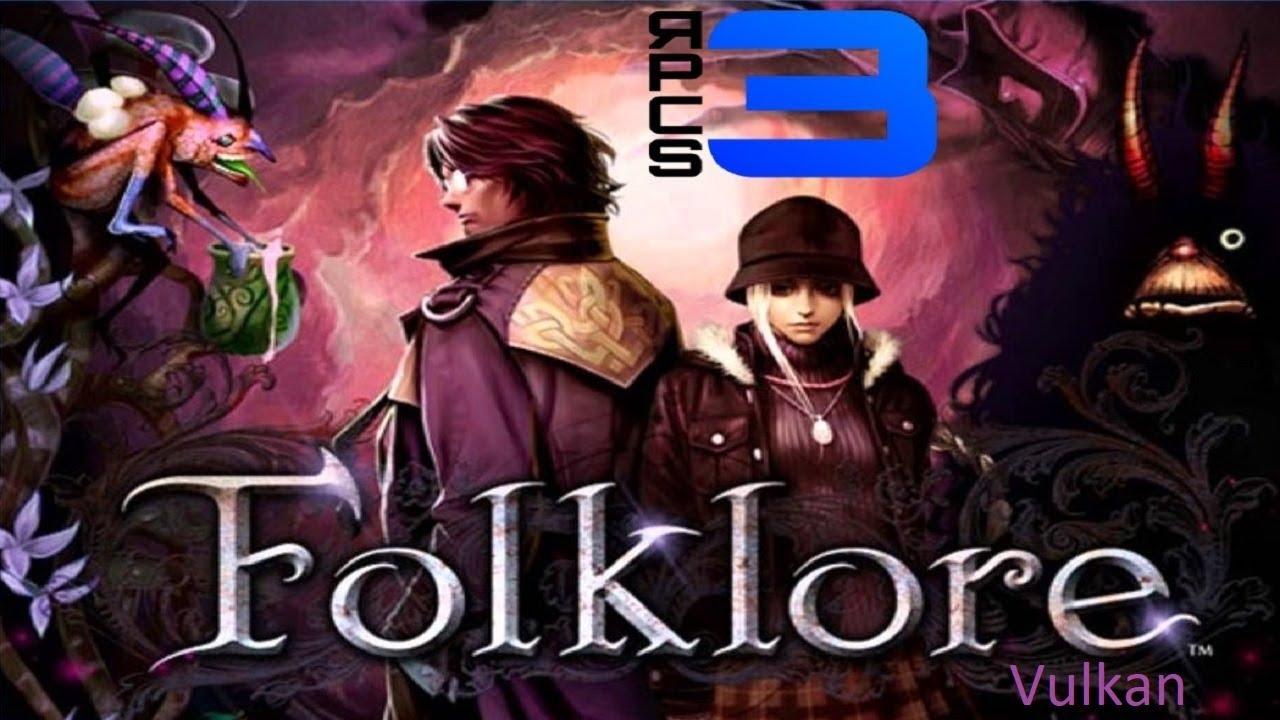 Folklore Ps3 Scarecrow Final Boss Battle Ellen No Damage