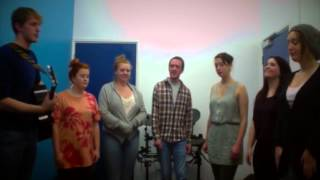 Jingle Bells - (Micheal Buble and the Puppini sisters Cover)