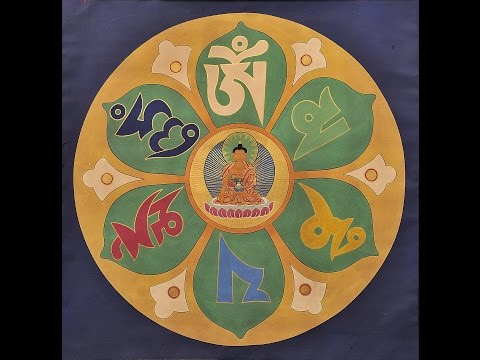 Om Mani Padme Hum - chanting (music) - The Brilliant Mantra of Six Words