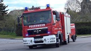 Einsatzübung in Reisdorf Agri Futura im Landkreis Weimarer Land