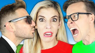 Best First Date Wins Boyfriend & Kiss Challenge!