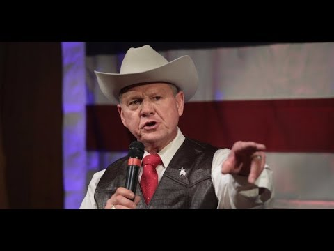 Roy Moore sues comedian Sacha Baron Cohen for $95 million