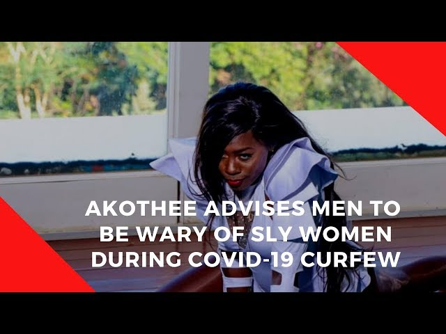 Akothee warns single men to be wary of sly women