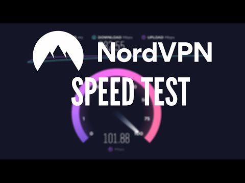 NordVPN Speed Test 🔥  See How Fast is Nord on Singapore Servers