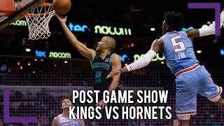 Kings vs Hornets Post Game Show | 2018-19 NBA Season