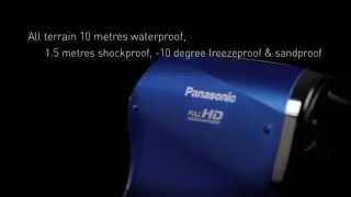 Panasonic HX-WA30 - Extreme Action Camcorder Thumbnail