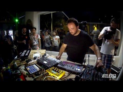 FERNANDO LAGRECA LIVE  @  ATELIER CGG
