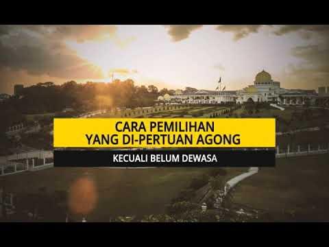 Sultan Pahang dipilih Agong Ke-16, Sultan Nazrin kekal Timbalan