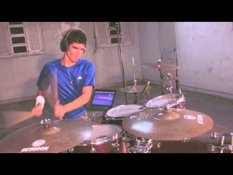 Moisés - Alexandre Aposan - Drum Cover por: Dylan Jones