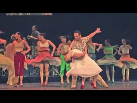 Lizt Alfonso Danza Cuba Theater Tour 2013