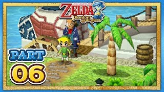 The Legend of Zelda: Phantom Hourglass - Part 6 - Molida Island!